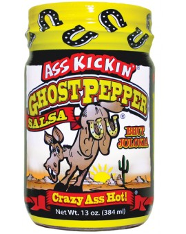 Ass Kickin Ghost Pepper Salsa